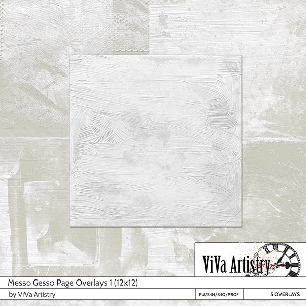 Messo Gesso: Page Overlays 1
