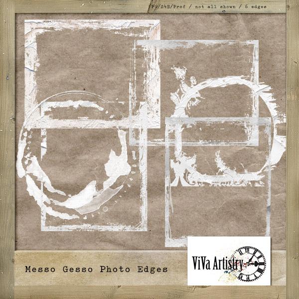 Messo Gesso Photo Edges
