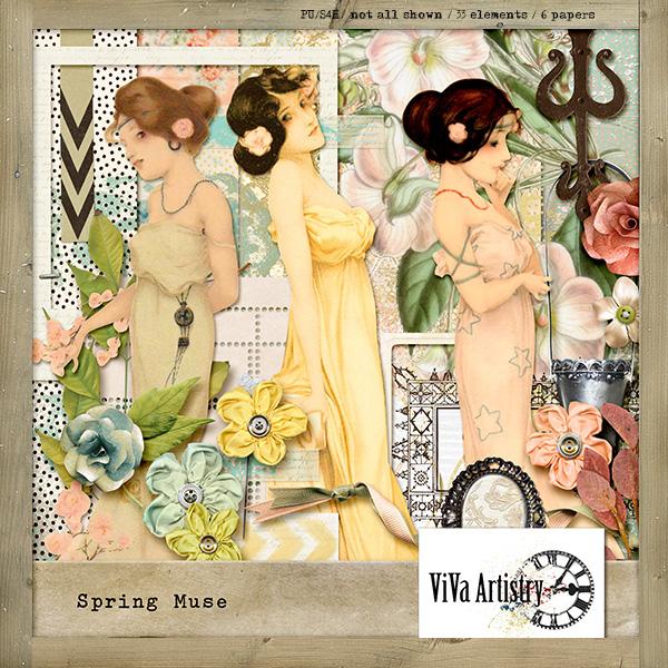 Spring Muse