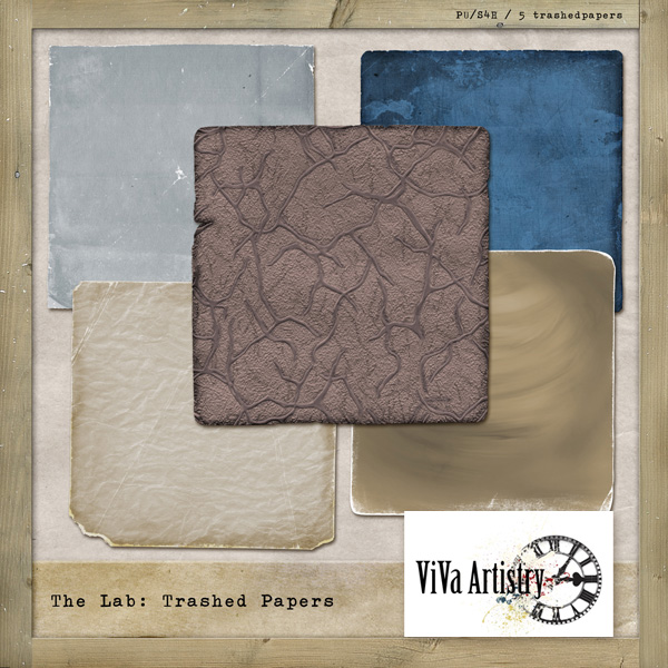 The Lab: Trashed Papers