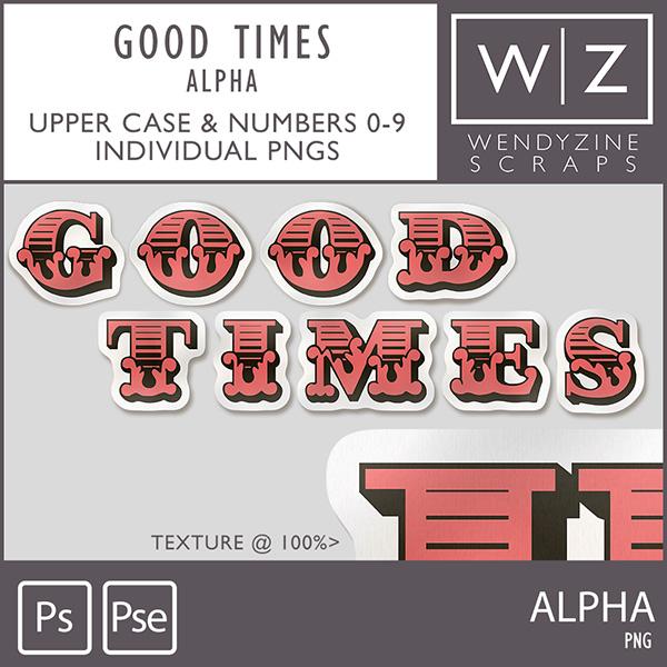 ALPHA: Good Times