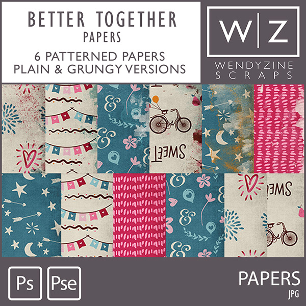 Better Together {Papers}