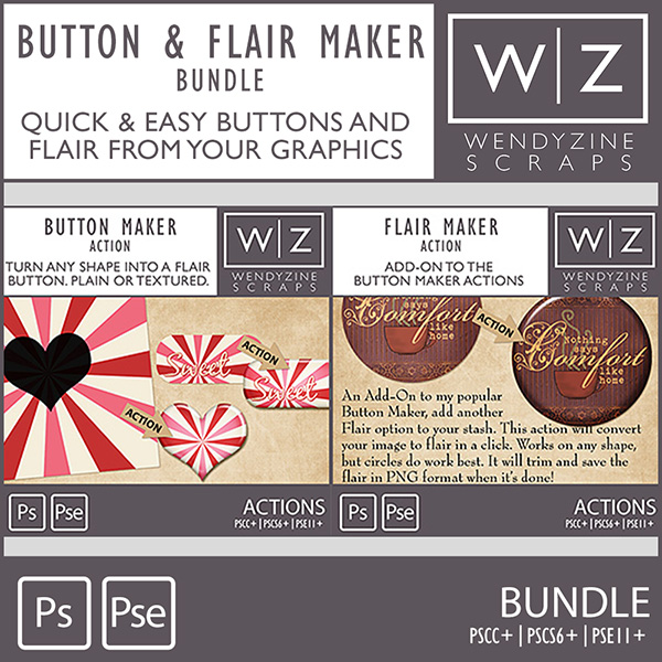 BUNDLE: Button & Flair Makers