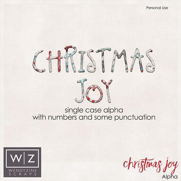 Christmas Joy December Album Alpha