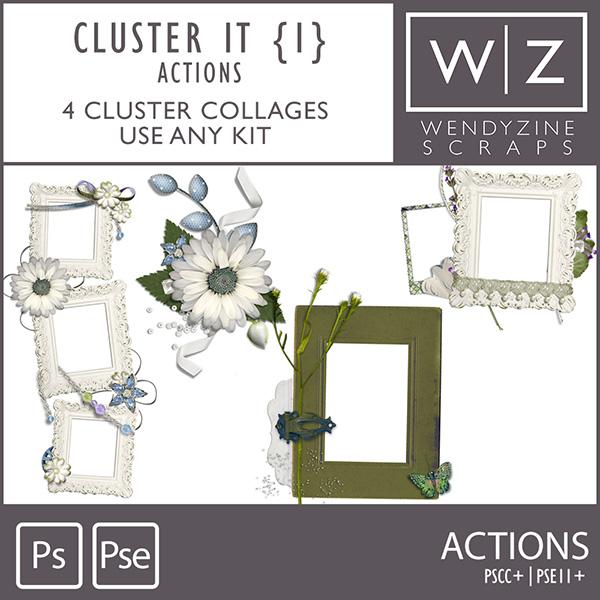 ACTION: Cluster It {1} 2018 (v3)