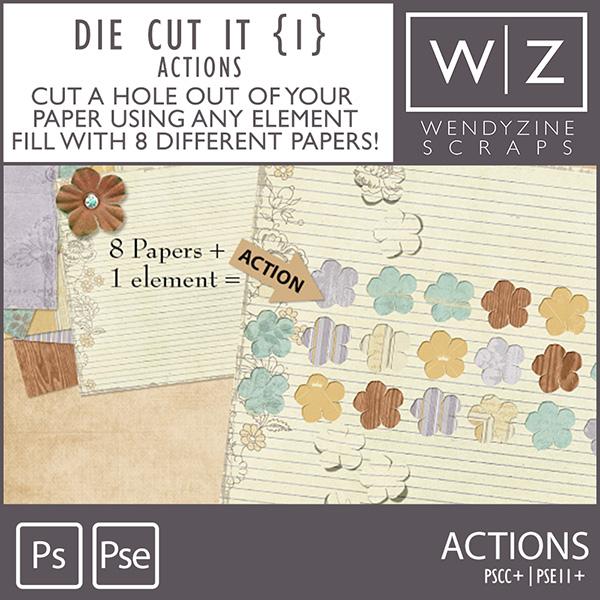 ACTION: Die Cut It {1} v2