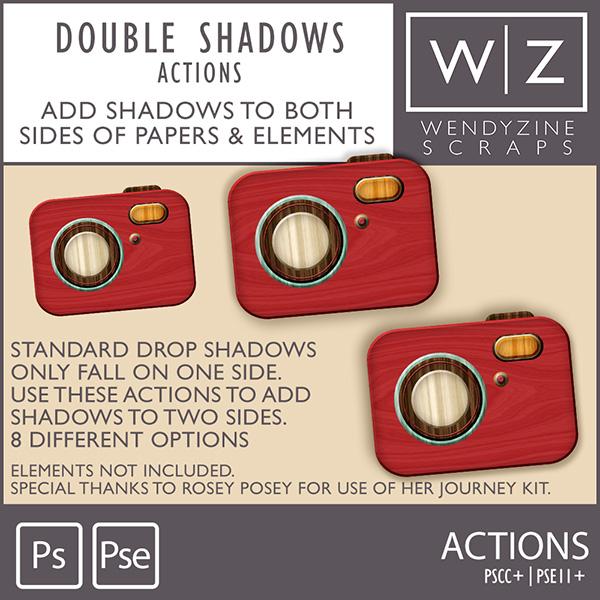 ACTION: Double Shadows