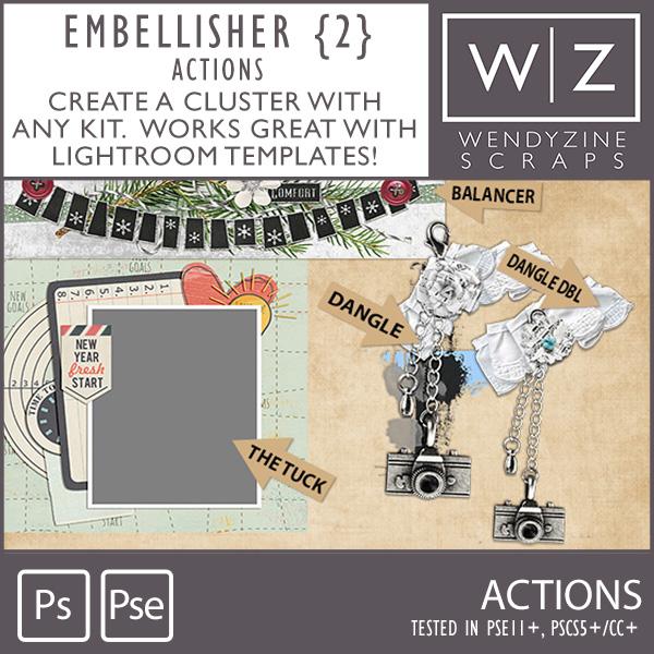 ACTION: Embellisher {2}