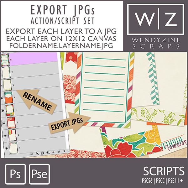 SCRIPT: Export JPGs v2