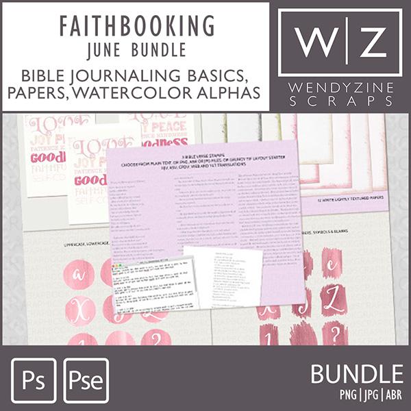 FAITHBOOKING: June Bundle