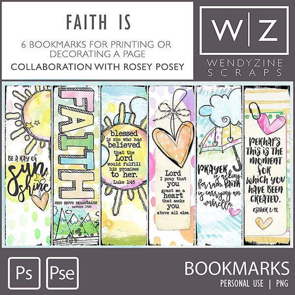 Faith Is {Sidebars}