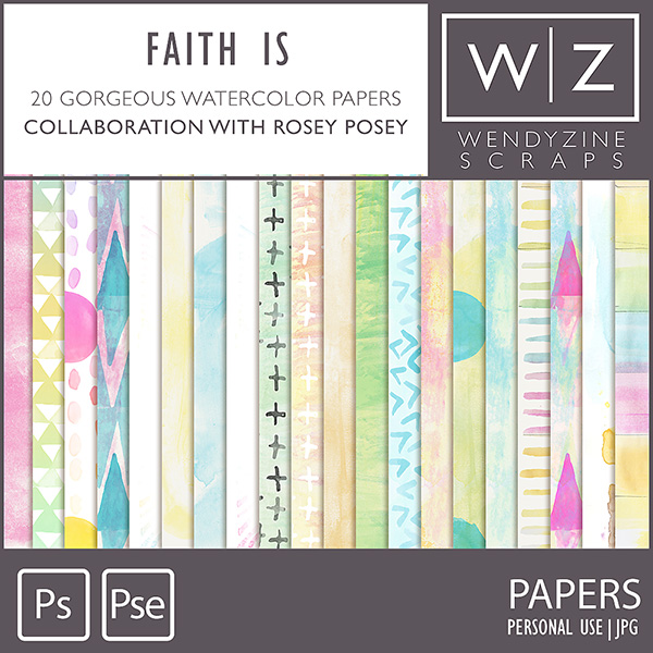 Faith Is {Papers}