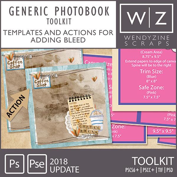 PHOTOBOOK TOOLKIT: Generic 2018