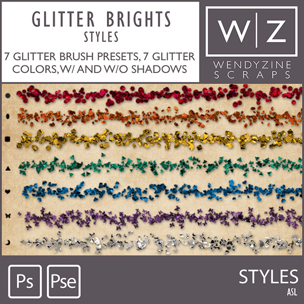 STYLES: Glitter Brights
