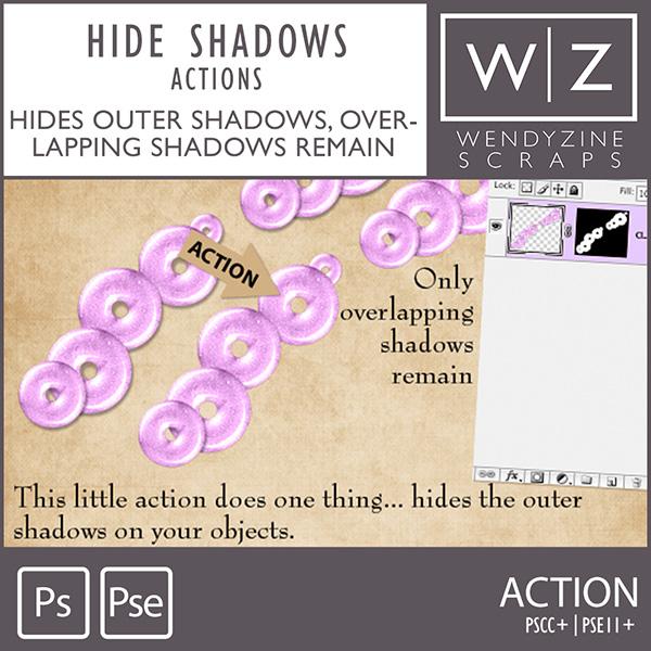 ACTION: Hide Shadows