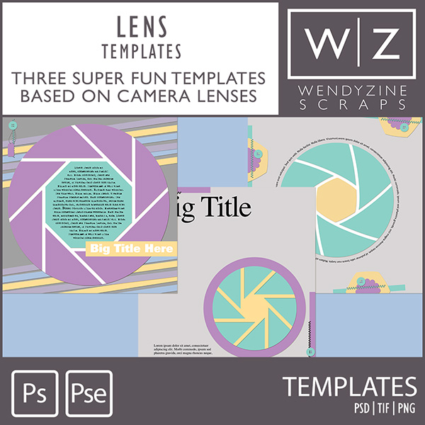 TEMPLATES: Lens Templates