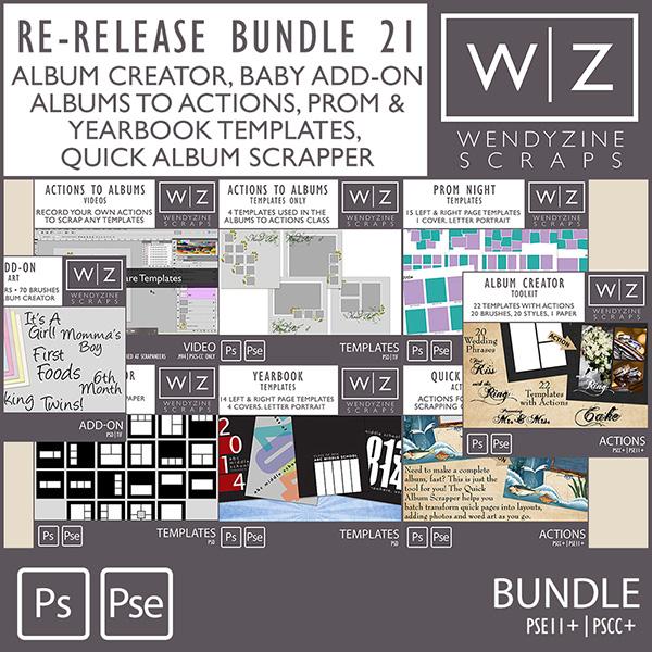 BUNDLE: 2018 Re-Release #21