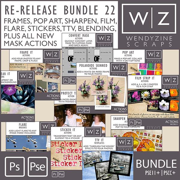 BUNDLE: 2018 Re-Release #22