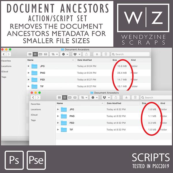 SCRIPT: Remove Document Ancestors