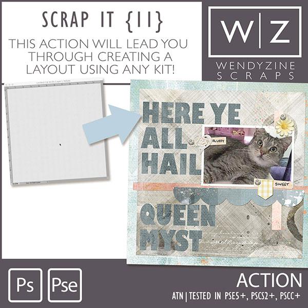 ACTION: Scrap It {11}