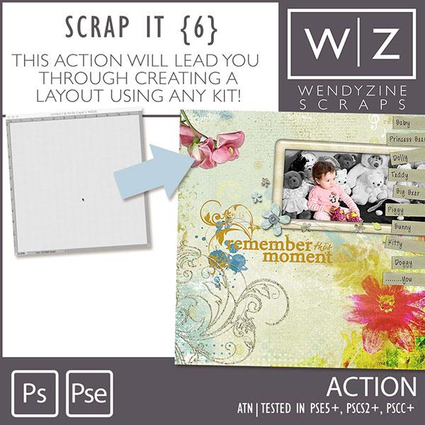 ACTION: Scrap It {6}