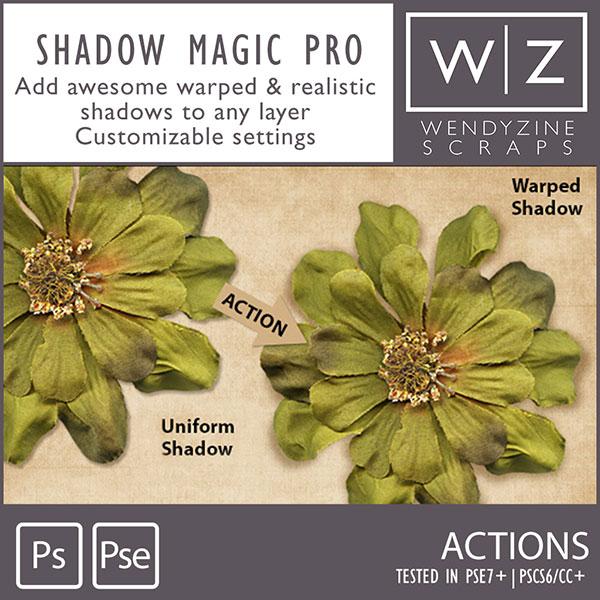 ACTION: Shadow Magic Pro
