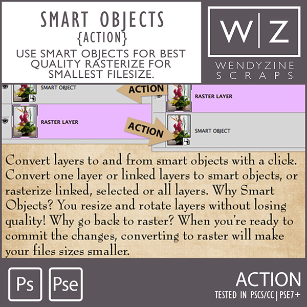 ACTION: Smart Objects