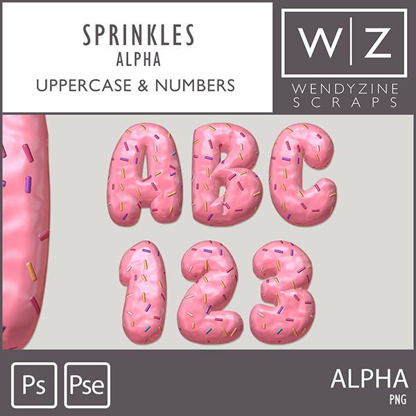 ALPHA: Sprinkles