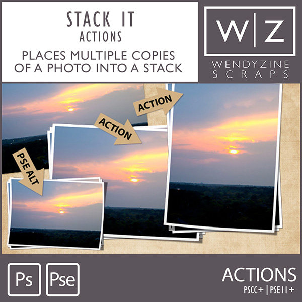 ACTION: Stack It {1}