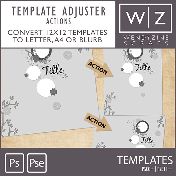 BUNDLE: Template Adjusters