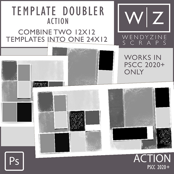 ACTION: Template Doubler