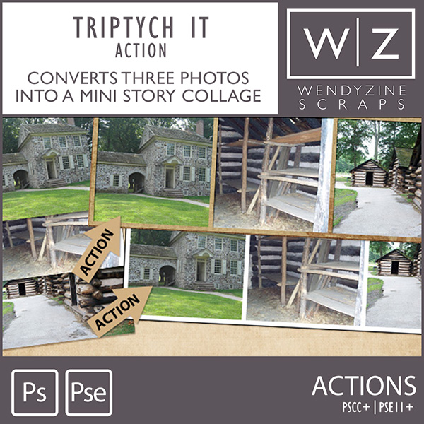 ACTION: TriptychIt v2