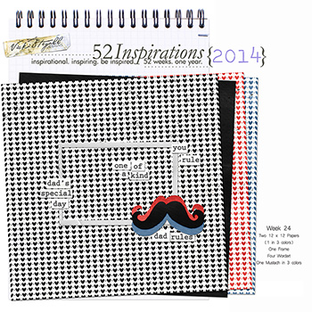 52 Inspirations 2014 - week 24
