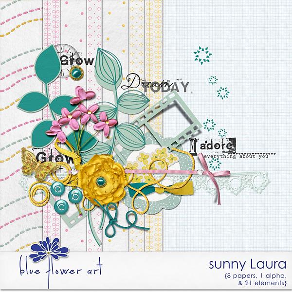 Sunny Laura with Bonus