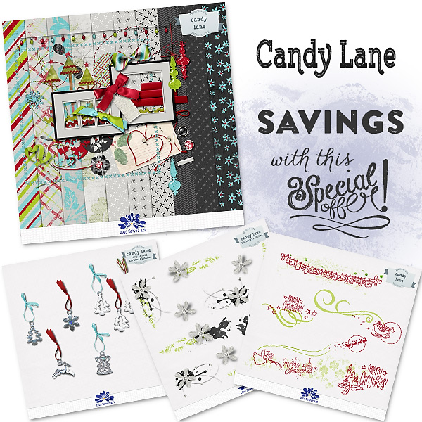 Candy Lane Collection