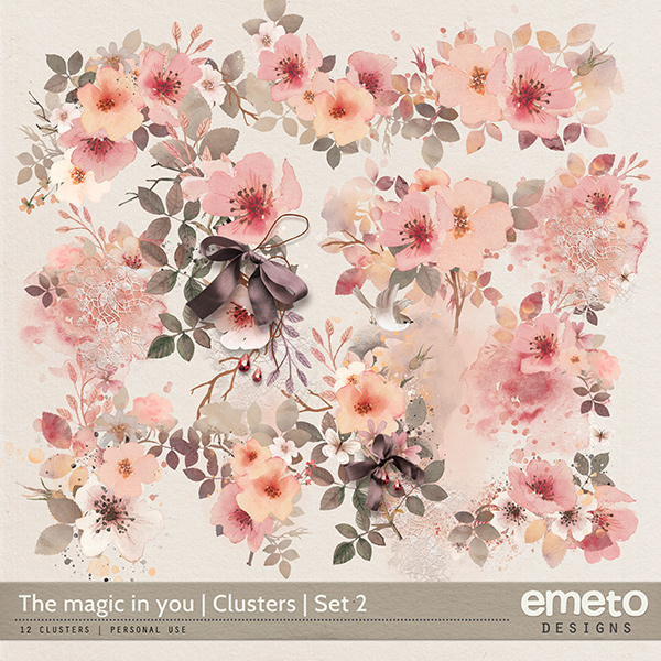 The magic in you - Clusters | Set 2
