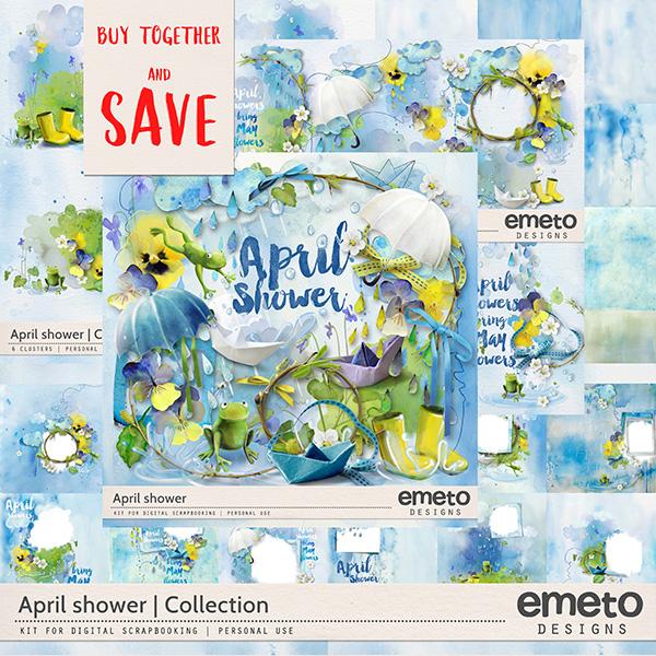 April shower - collection
