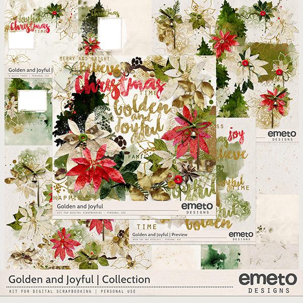 Golden and Joyful - Collection