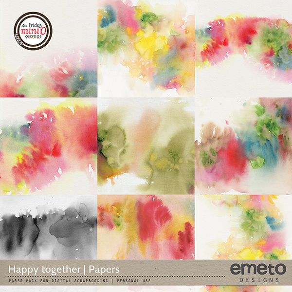 Happy together - papers