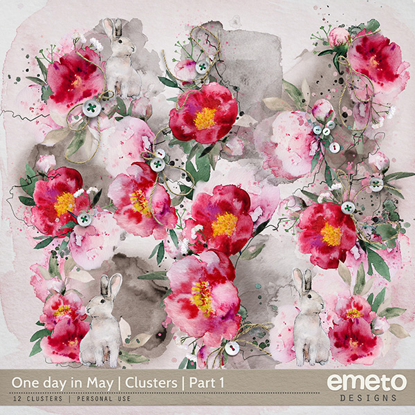 One day in May - clusters part1