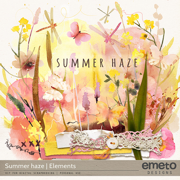 Summer haze - elements