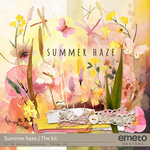 Summer haze - the kit