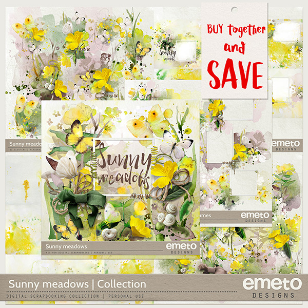 Sunny meadows Collection