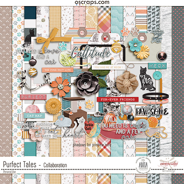 Purfect Tales | Collaboration Kit