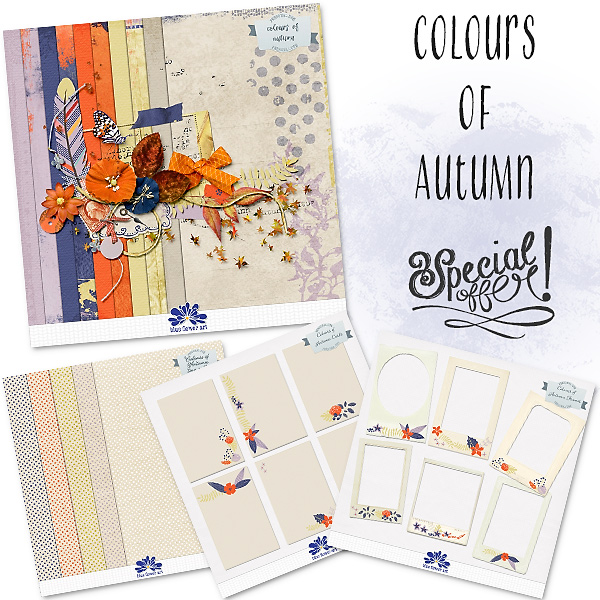 Colours of Autumn Collection