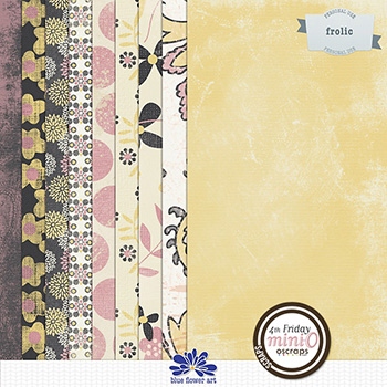 Frolic Paper Pack