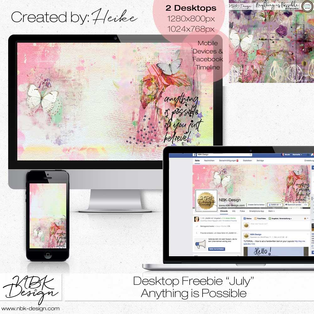 Free Desktop:: July 2017