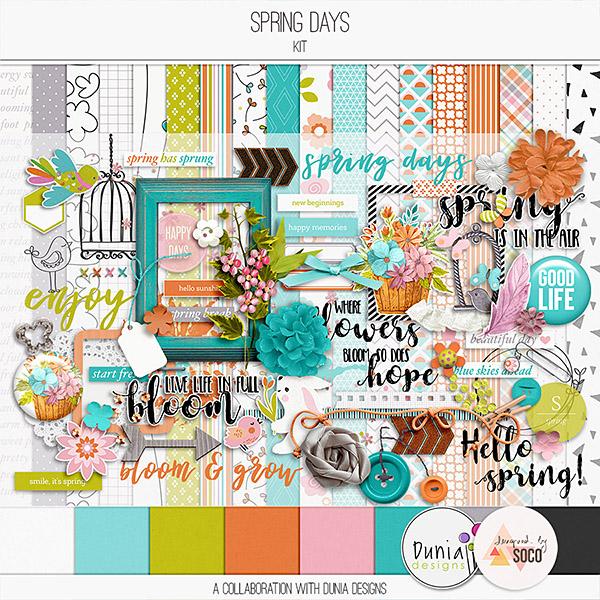Spring Days | Kit