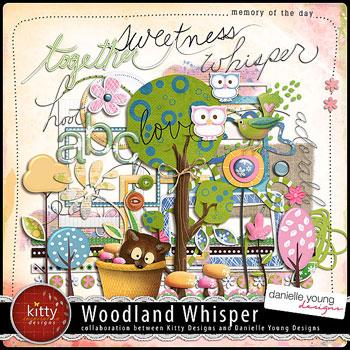 Woodland Whisper Collab Kit