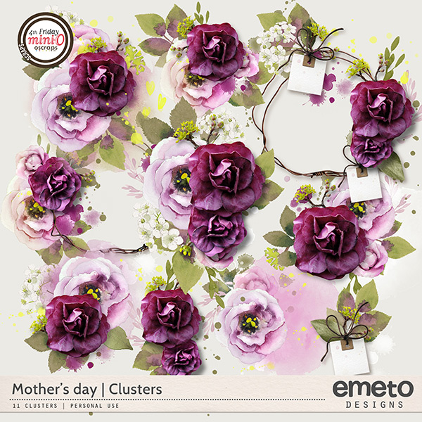 Mother's Day - clusters